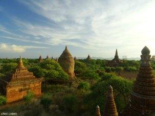 Bagan, Myanmar, Burma, SE Asia, Temples
