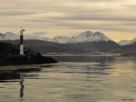 Beagle Channel, Ushuaia, Argentina