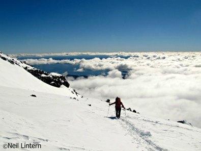 Volcano Villarrica, Pucon, Chile