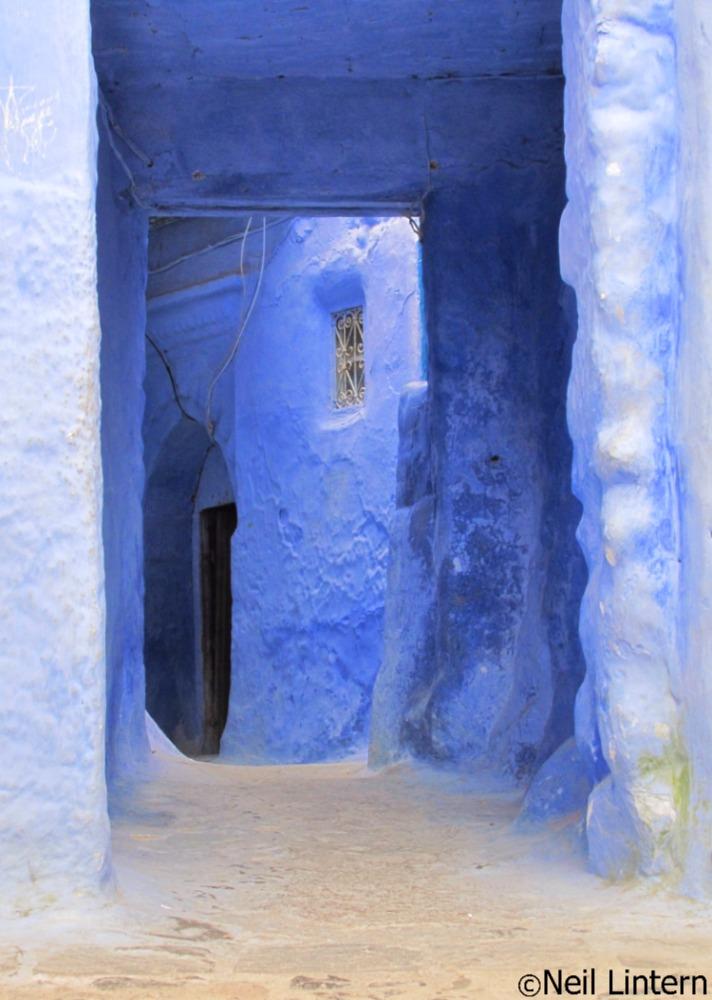 Chefchaouen, Morocco, Rif Mountains,