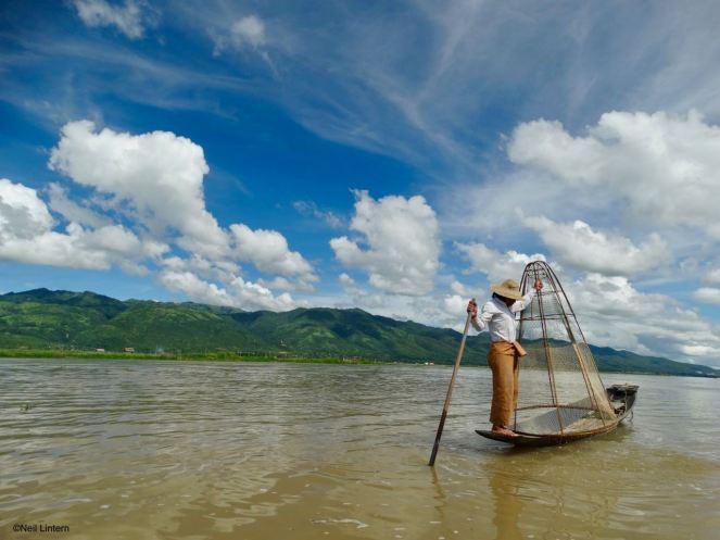 Inle Lake, Myanmar, Burma
