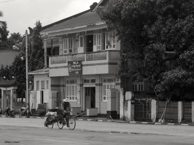 Mawlamyine, Myanmar, George Orwell, Kipling