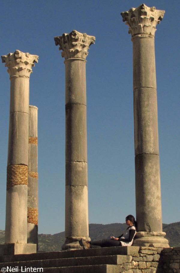 Volubilis, Morocco, Roman Ruins