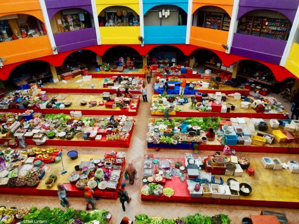 Markets, Kota Bharu, Malaysia