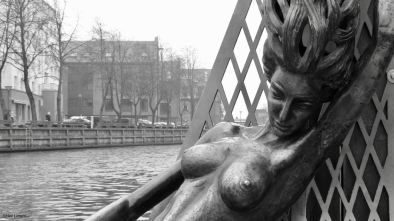 Klaipeda Little Mermaid, Klaipeda, Lithuania