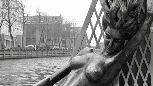 Klaipeda Little Mermaid, Klaipeda, Lithuania