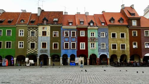 Old Town, Poznan, Poland