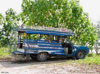 Sleeping Taxi, Khao Lak, Phang-nga, Thailand
