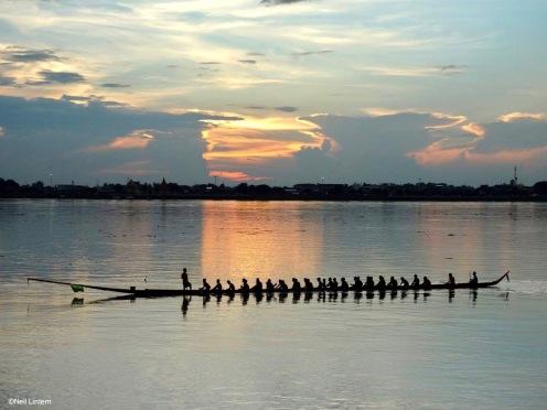 Mekong, Thakhek, Laos PDR