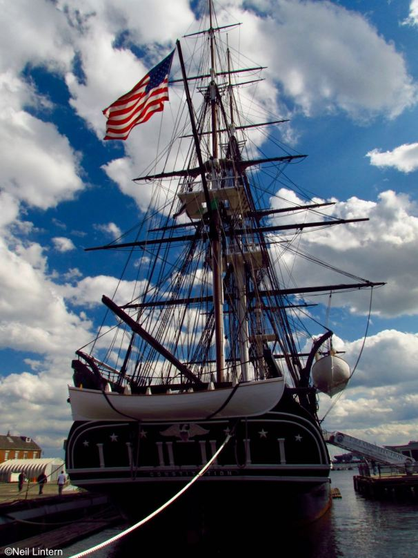USS Constitution, Boston, Massachusetts, USA