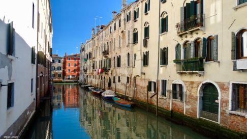 Venice Canals, Venice, Italy