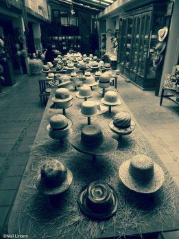 Panama Hats, Cuenca, Ecuador