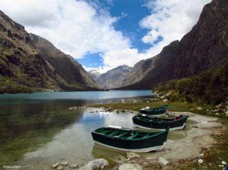 Peruvian Andes, Huaraz, Peru